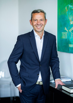 Peter Herrmann (3. Vorsitzender / Finanzvorstand)