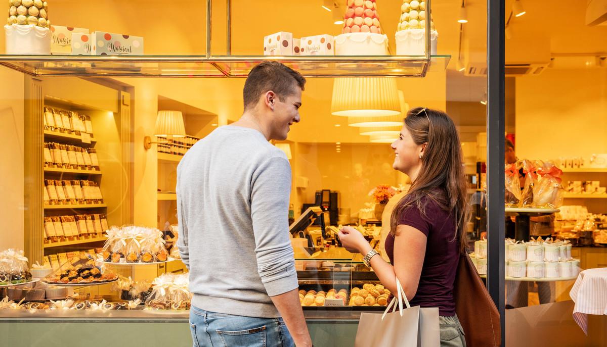 Konstanz-Innenstadt-Shopping-Laederach-Genuss-Spezialitaeten-Schokolade-02_Herbst_Copyright_MTK-Dagmar-Schwelle