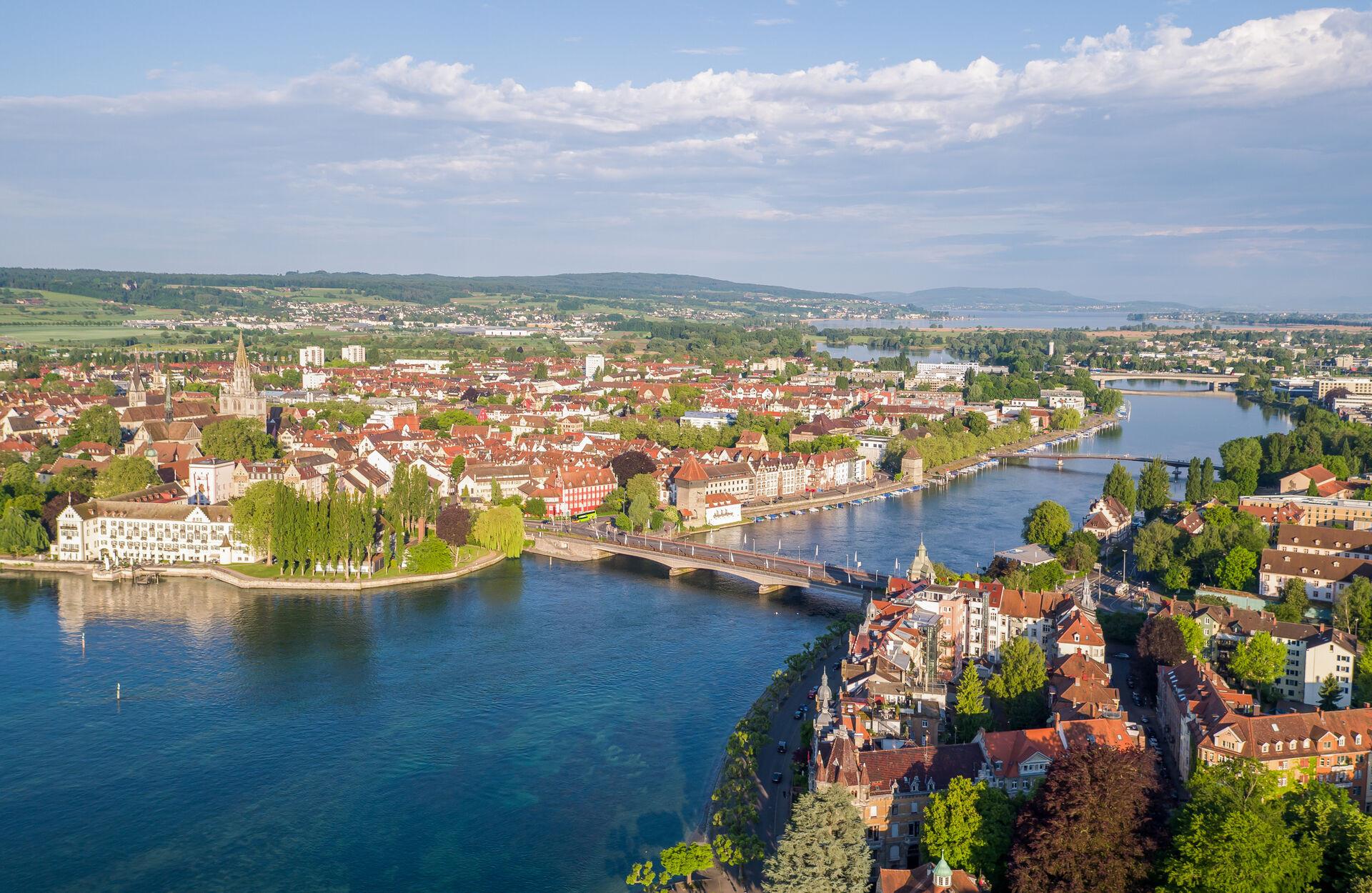 Konstanz-Trichter-Seerhein-Rheinbruecken-Luftaufnahmen-01_Copyright_MTK-Deutschland-abgelichtet-Medienproduktion