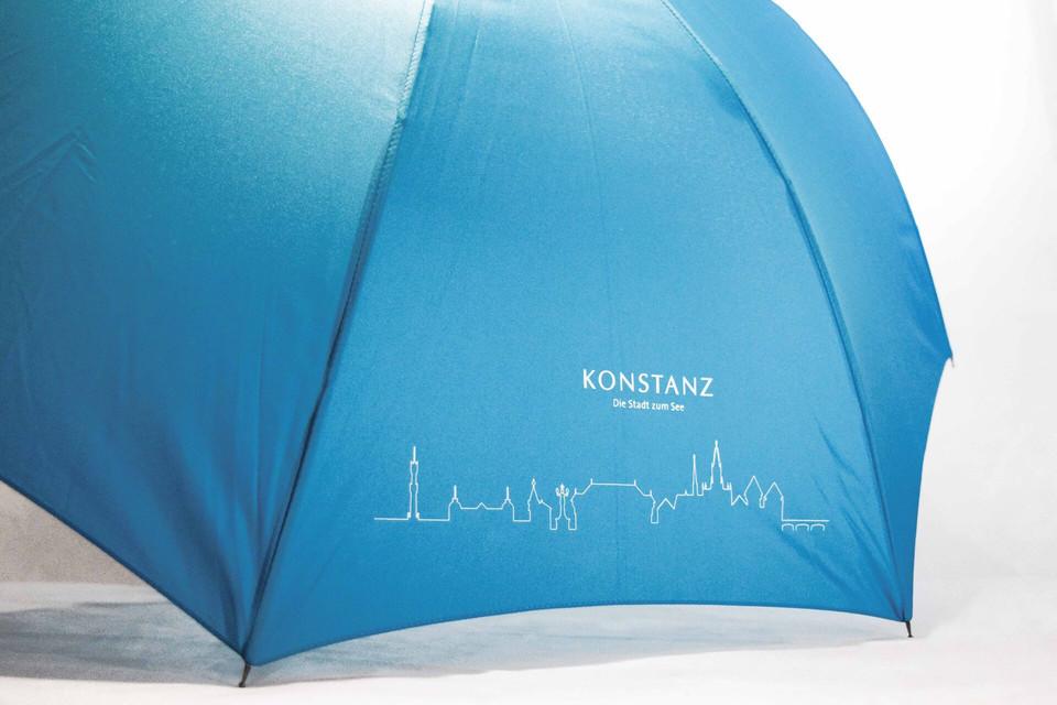 Konstanz-Merchandise-Regenschirm_Copyright_MTK-Franziska-Heinz