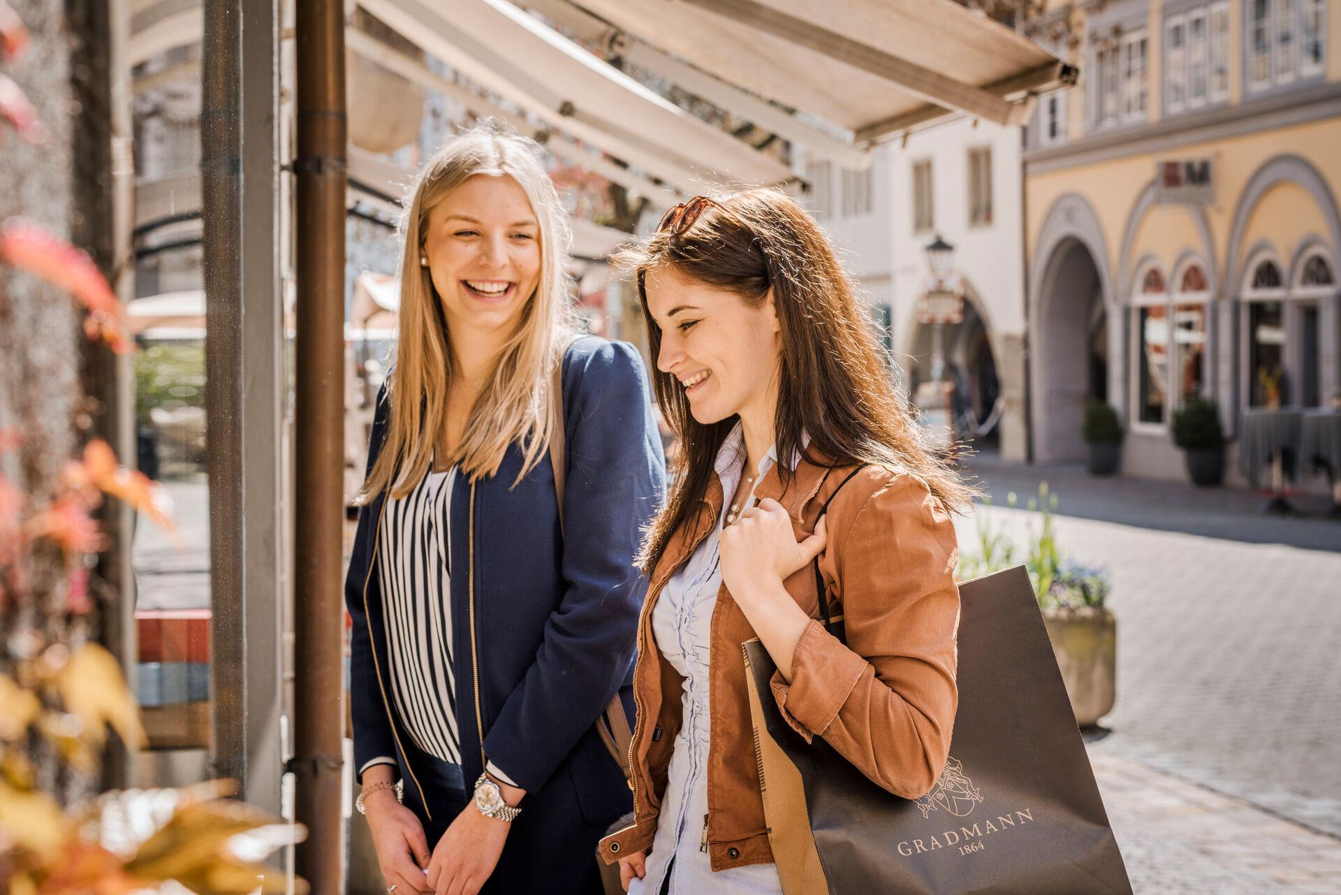 Shopping in Konstanz – Einkaufsspaß in historischem Ambiente