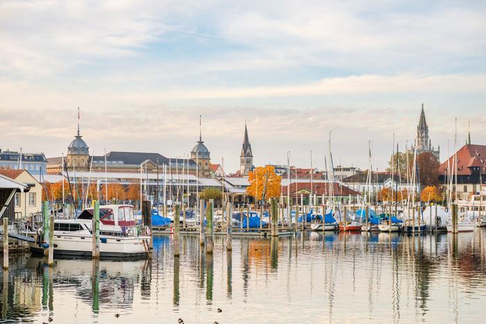 Konstanz-Silhouette-Hafen-02_Herbst_Copyright_MTK-Dagmar-Schwelle